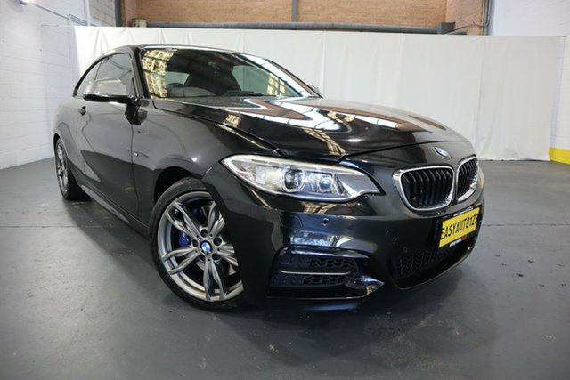 Used BMW 2 Series F22 M240I Castle Hill, 2016 BMW 2 Series F22 M240I Black 8 Speed Sports Automatic Coupe