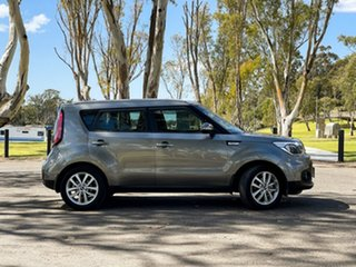 2018 Kia Soul PS MY18 SI Silver 6 Speed Automatic Hatchback