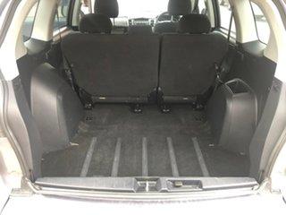 2012 Mitsubishi Outlander ZH MY12 Activ Grey 5 Speed Manual Wagon
