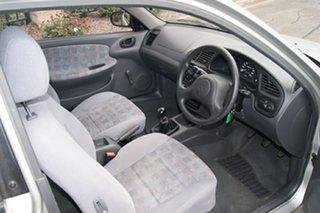 2003 Daewoo Lanos SE Silver 5 Speed Manual Hatchback