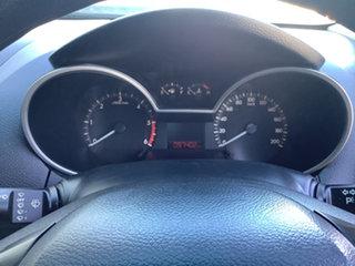 2018 Mazda BT-50 UR0YE1 XT 4x2 White 6 Speed Manual Cab Chassis