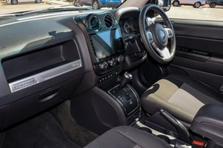 2014 Jeep Compass MK MY14 Sport CVT Auto Stick Silver 6 Speed Constant Variable Wagon