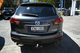 2012 Mazda CX-9 MY13 Grand Touring Grey 6 Speed Auto Activematic Wagon