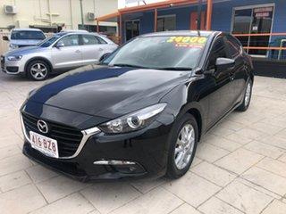 2018 Mazda 3 BN5478 Touring SKYACTIV-Drive Black 6 Speed Sports Automatic Hatchback.