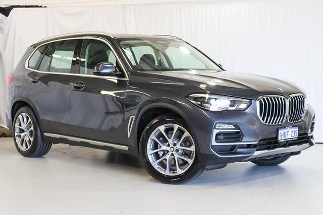 Used BMW X5 G05 xDrive30d Steptronic Wangara, 2018 BMW X5 G05 xDrive30d Steptronic Grey 8 Speed Sports Automatic Wagon