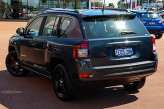 2014 Jeep Compass MK MY14 Sport CVT Auto Stick Silver 6 Speed Constant Variable Wagon.