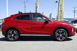 2017 Mitsubishi Eclipse Cross YA MY18 Exceed AWD Red Diamond 8 Speed Constant Variable Wagon