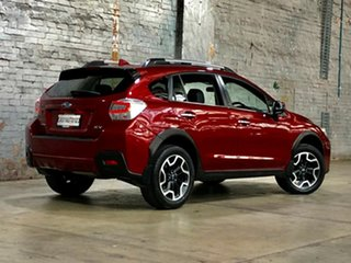 2017 Subaru XV G4X MY17 2.0i-S Lineartronic AWD Red 6 Speed Constant Variable Wagon