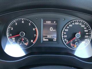 2012 Volkswagen Jetta 1B MY13 118TSI DSG Silver 7 Speed Sports Automatic Dual Clutch Sedan