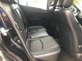 2018 Mazda 3 BN5478 Touring SKYACTIV-Drive Black 6 Speed Sports Automatic Hatchback
