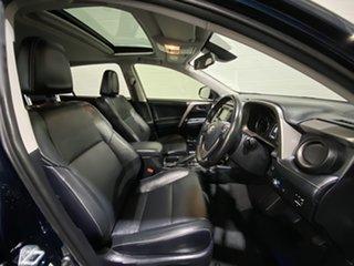 2018 Toyota RAV4 ASA44R Cruiser AWD Blue 6 Speed Sports Automatic Wagon.