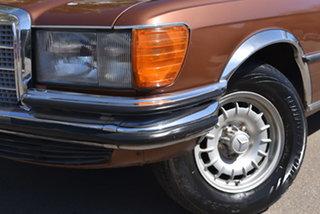 1978 Mercedes-Benz 450SEL W116 Bronze 3 Speed Automatic Sedan
