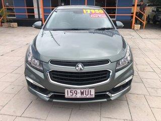 2016 Holden Cruze JH Series II MY16 SRI Z-Series Grey 6 Speed Sports Automatic Sedan.