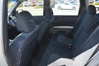2013 Nissan X-Trail T31 Series 5 ST (FWD) Silver 6 Speed Manual Wagon