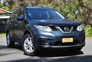 2016 Nissan X-Trail T32 TS X-tronic 2WD Grey 7 Speed Constant Variable Wagon.