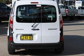 2017 Renault Kangoo F61 Phase II SWB EDC White 6 Speed Sports Automatic Dual Clutch Van.