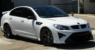 2017 Holden Special Vehicles GTS Gen-F2 MY17 R White 6 Speed Sports Automatic Sedan.