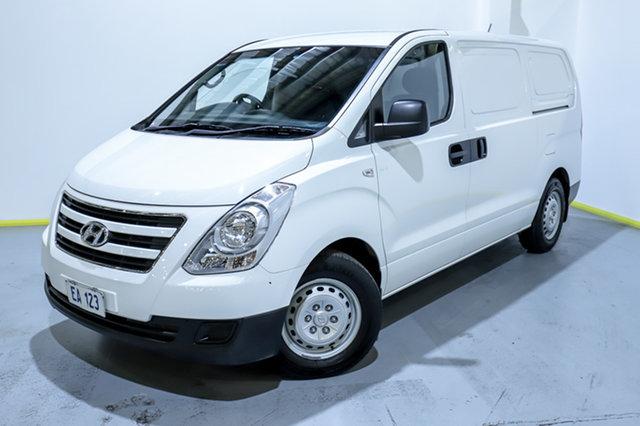 Used Hyundai iLOAD TQ4 MY19 Canning Vale, 2018 Hyundai iLOAD TQ4 MY19 White 5 Speed Automatic Van