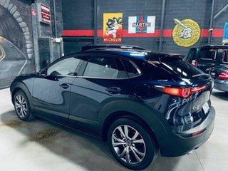 2020 Mazda CX-30 DM4WLA X20 SKYACTIV-Drive i-ACTIV AWD Astina Blue 6 Speed Sports Automatic Wagon