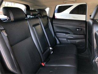2010 Mitsubishi ASX XA Aspire Blue 6 Speed Constant Variable Wagon