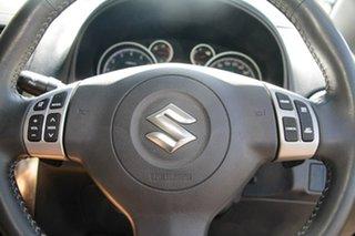 2010 Suzuki SX4 GYC MY10 S Black 6 Speed Constant Variable Sedan