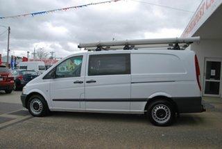 2014 Mercedes-Benz Vito MY14 113CDI SWB White 5 Speed Automatic Van.