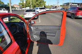 2009 Hyundai Getz TB MY09 SX Red 4 Speed Automatic Hatchback