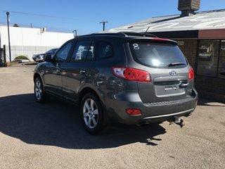 2009 Hyundai Santa Fe CM MY10 Elite Grey 6 Speed Sports Automatic Wagon.