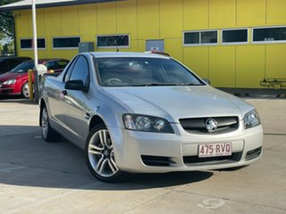 2008 Holden Ute VE Omega Silver 4 Speed Automatic Utility.