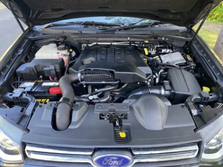2012 Ford Territory SZ Titanium Seq Sport Shift Grpahite/leather 6 Speed Sports Automatic Wagon.