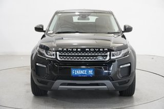 2018 Land Rover Range Rover Evoque L538 MY18 SE Narvik Black 9 Speed Sports Automatic Wagon.