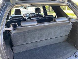 2012 Ford Territory SZ Titanium Seq Sport Shift Grpahite/leather 6 Speed Sports Automatic Wagon