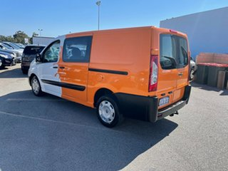 2013 Fiat Scudo MY13 LWB White 6 Speed Manual Van
