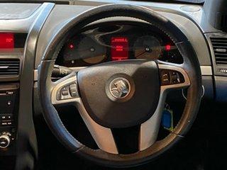 2008 Holden Commodore VE MY09 SV6 Blue 5 Speed Sports Automatic Sedan