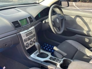 2008 Holden Ute VE Omega Silver 4 Speed Automatic Utility