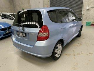 2004 Honda Jazz GD GLi Blue 1 Speed Constant Variable Hatchback