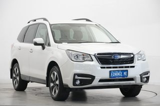 2017 Subaru Forester S4 MY18 2.5i-L CVT AWD Crystal Pearl 6 Speed Constant Variable Wagon