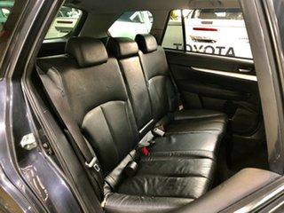 2012 Subaru Outback B5A MY12 2.5i AWD Premium Dark Grey 6 Speed Manual Wagon