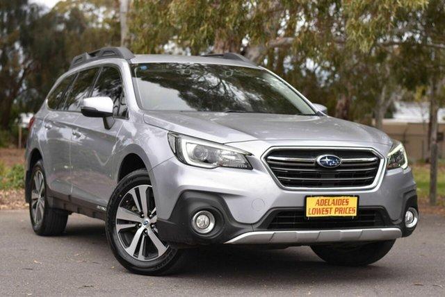 Used Subaru Outback B6A MY18 2.5i CVT AWD Melrose Park, 2018 Subaru Outback B6A MY18 2.5i CVT AWD Silver 7 Speed Constant Variable Wagon