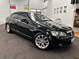 2008 Holden Calais VE MY08.5 V Black 5 Speed Sports Automatic Sedan.