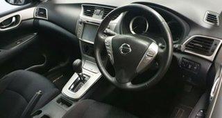 2014 Nissan Pulsar C12 ST-L Silver 1 Speed Constant Variable Hatchback.