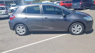 2012 Toyota Corolla ZRE182R Ascent Sport Grey 6 Speed Manual Hatchback