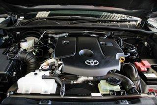 2018 Toyota Hilux GUN126R SR5 Double Cab Graphite 6 Speed Manual Utility