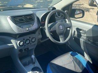 2010 Suzuki Alto GF GLX Blue 4 Speed Automatic Hatchback
