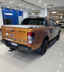 2021 Ford Ranger PX MkIII 2021.75MY Wildtrak Saber 10 Speed Sports Automatic Double Cab Pick Up