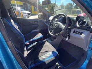 2010 Suzuki Alto GF GLX Blue 4 Speed Automatic Hatchback.