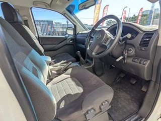 2008 Nissan Pathfinder R51 MY08 ST-L White 6 Speed Manual Wagon