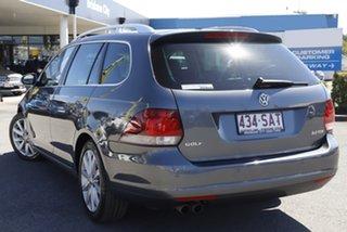 2010 Volkswagen Golf VI MY10 103TDI DSG Comfortline United Grey 6 Speed Sports Automatic Dual Clutch.
