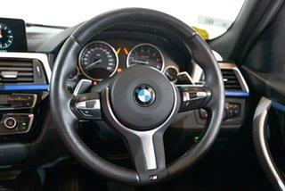 2018 BMW 3 Series F30 LCI 330i M Sport Silver 8 Speed Sports Automatic Sedan