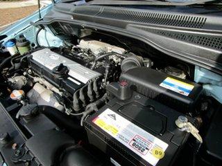 2007 Hyundai Getz TB Upgrade 1.4 Blue 4 Speed Automatic Hatchback